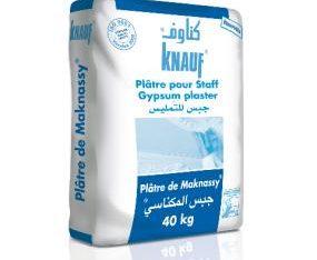 Sac de plâtres Knauf
