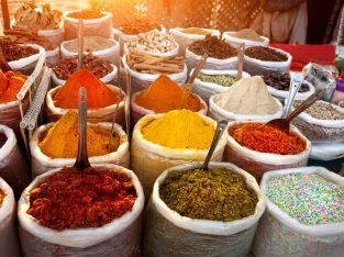 Importateur épices aromates