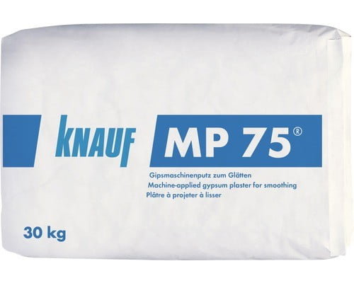 Knauf MP75 Gypsum Plaster
