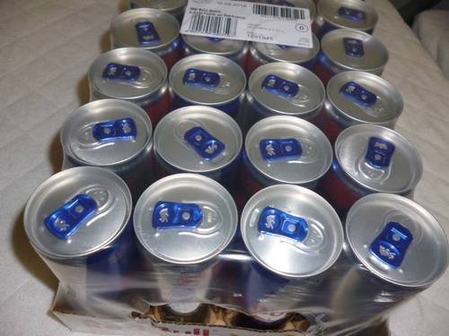 Red Bull Energy Drink 250ml Reds / Blue / Silver, Energy Austria Origin