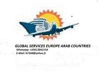 Vos produits de Dubaï