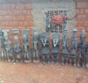 Objets d'arts Africain très ancien / Very old Afri